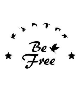 Be free by SilverFoxDesigns