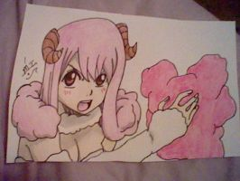Aries (from Fairy Tail) by LittleEmers27