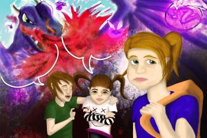 Lexie World: Imaginary Creatures by youngyoda13