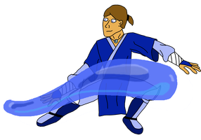 Cody the Waterbender by 1-4m-m3