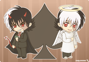 Black Jack - Between God and Devil by hwshipper