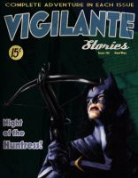 Vigilante Stories: Huntress by gattadonna