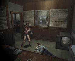 Resident Evil 2 HD by Squall-Darkheart