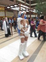 A-Kon '13 - Darkstalkers by TexConChaser