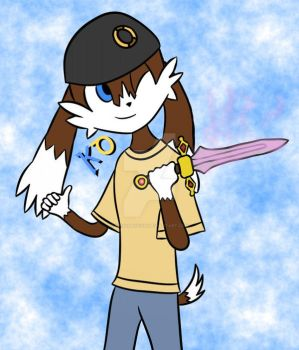 Cabbit with the Crissword by KainOblivion