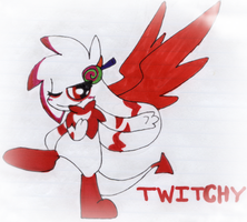 Twitchy when shes older by pupom