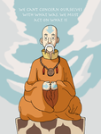 Monk Gyatso - Act on what is by faithless12