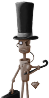 Top Hat by Werxzy