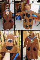 Scooby Doo Costume by supermutts