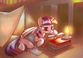 Library Of Wisdom by GashibokA