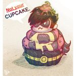 Cupcake.. by CrimsonEscapist