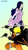 NaruHina again by Timari93