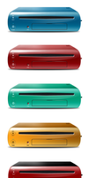 Wii U Colors by preetard
