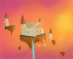 Lofty Castle by Angeliclydemonic