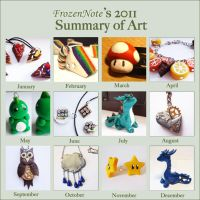 2011 Summary by FrozenNote