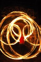Ella Fire Poi by AlanSmithers
