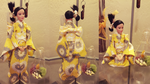 Sunflower Doll Kimono by Icabis