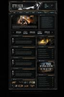 S.T.A.L.K.E.R. Community template by mazzery