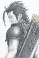 zack Final Fantasy VII by axel13579