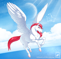Ms. Pegasus_fully completed and ready for teaching by wsache007