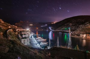 Balaklava at night by Trashins