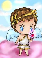 SMITE~Cupid(on) by Flonia