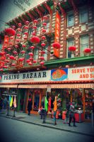 China Town by Moose-Art