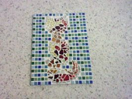 Cat Mosaic by Abstractioncat