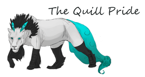 The Quill Pride Group by catdoak