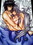 Intimacy... - Thank You for 400+ Watchers! by animangaemo