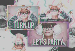 +Let's Party by xDaebak