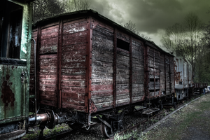 End of the line by ReneWarich