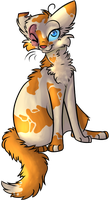 Warriors::Brightheart by Koshi-Doshi