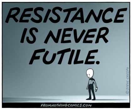 From Nothing: Resistance by FromNothingComics