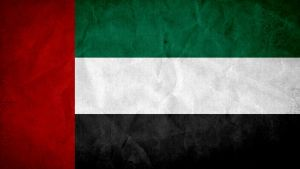 United Arab Emirates Grunge Flag by SyNDiKaTa-NP