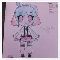 Seremela: Ruffleloo Event Entry Pt 2 by PsychoticPanda101