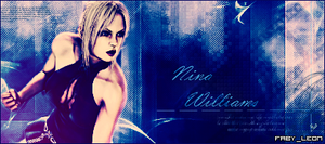 Nina Williams by FabyLeon