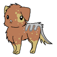 Puppy Adopt (2 Points) (CLOSED) by Firestar999