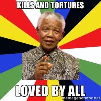 Mandela by IvanAndreevich