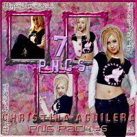 Christina Aguilera PNG Pack 6 by DulcePwna