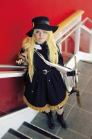 Marisa Kirisame by neverbirds
