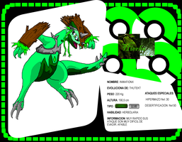 CARD OF GRASS EVOLUTION3 by phoenixfelix25
