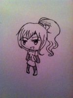 Another chibi for you lovelies! by BonBonFever