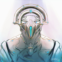 Frost Prime by Ryhaal
