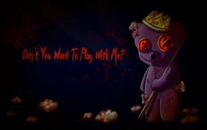 Don't You Want To Play With Me by Meii-Pyon
