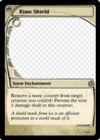 MtG: Rime Shield by Overlord-J