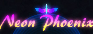 Neon Phoenix - (game for 80s Jam) by fisholith