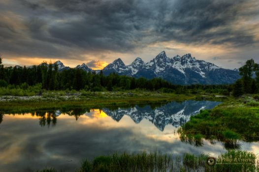 Schwabacher Sunset 5881 by pesterle