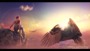My Eagle... come find me ~ Save me by RazielMB
