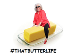 #ThatButterLife by chick17